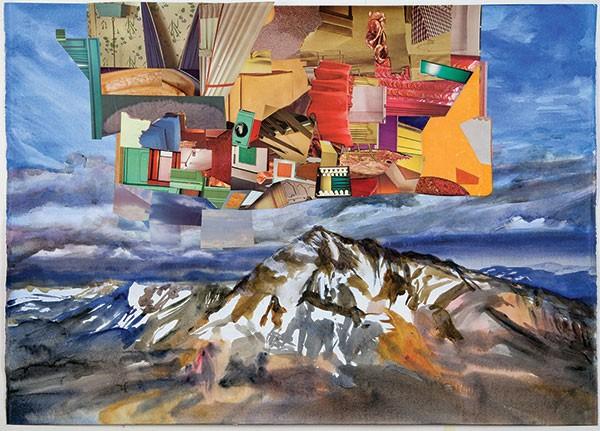 Artwork by Barbara Weissberger