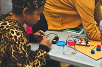Assemble is offering a new weekly Girls' Maker Night