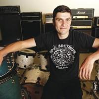 Former Pissed Jeans bassist makes Braddock home