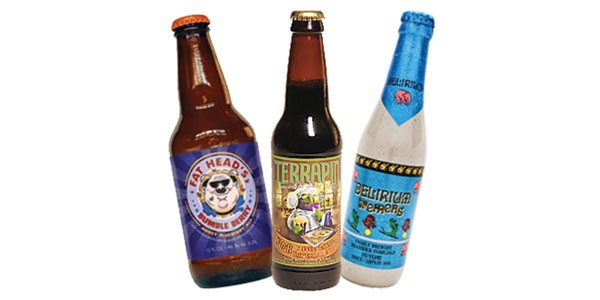 Atlas Beer Bottles