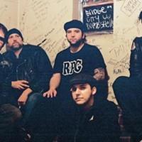 Local garage-punks The Atomic Drops kick off spring tour at The Smiling Moose