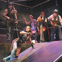 Attack Theatre's <i>Games of Steel</i> returns for final local run