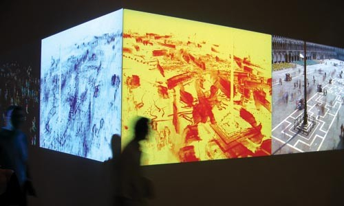 Audio Space, at Wood Street Galleries (Oct. 1-Dec. 31).