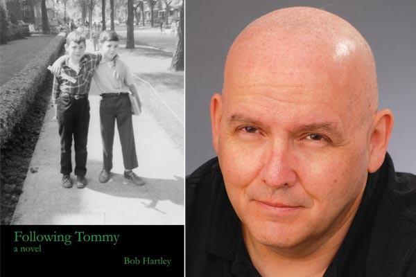 Author Bob Hartley