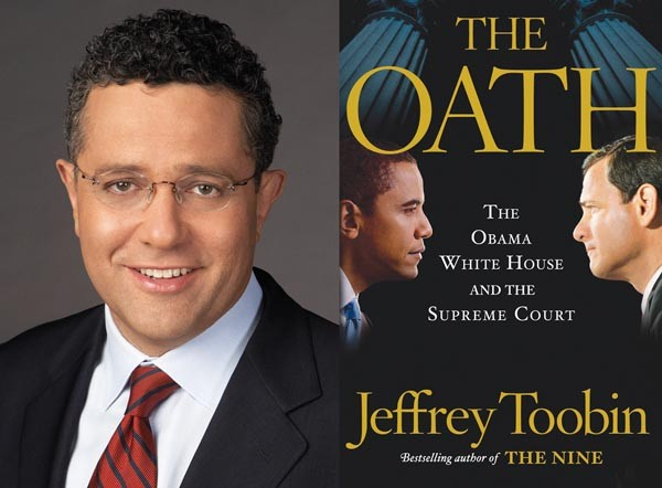 "Author Jeffrey Toobin: ""If I had to bet, I would say the Supreme Court is going to overturn DOMA this term."""