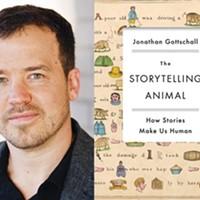 Author Jonathan Gottschall on the pervasive power of narrative