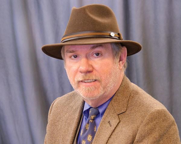 Author Michael Zimecki