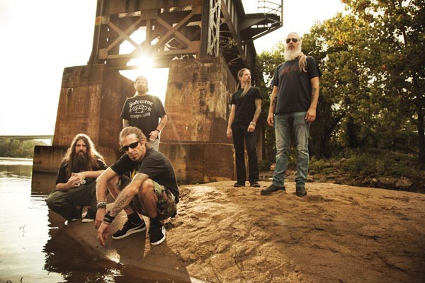 Back to normal, for now: Lamb of God