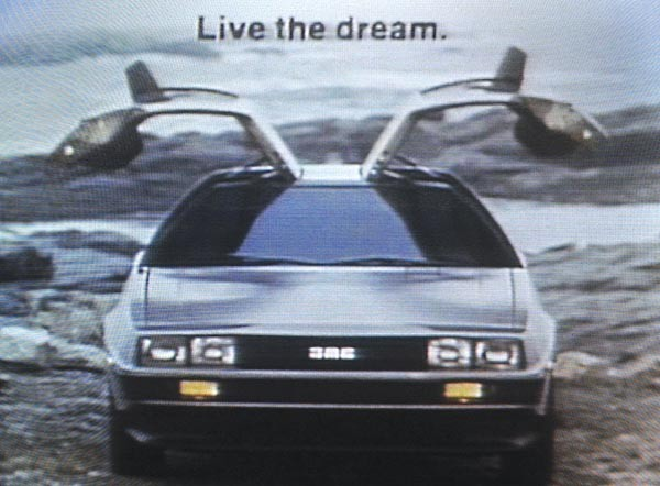 "Back to the future: Duncan Campbell's ""Make It New John"" (2009) explores the life and legacy of John DeLorean."