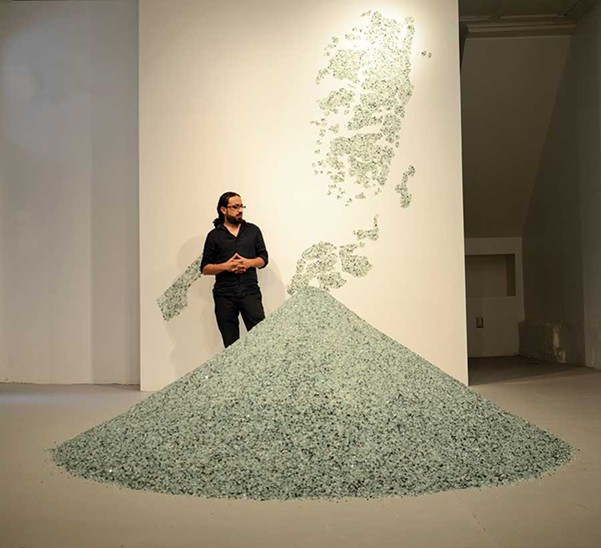 Art exhibit canceled after dispute over boycott of Israel