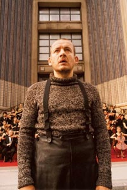 Bazil (Dany Boon) is bullet-proof and on a mission.