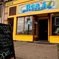 Bea's Taqueria  Photo by Heather Mull