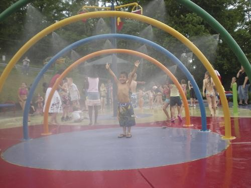 Beechview Spray Park