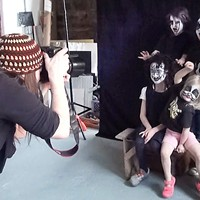 Behind-the-scenes of <i>City Paper</i>'s Music Issue cover shoots - CP TV
