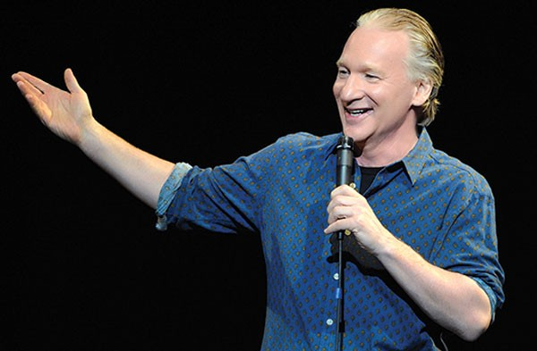 Bill Maher at Heinz Hall