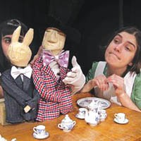 Muses and Monsters at the Black Sheep Puppet Festival