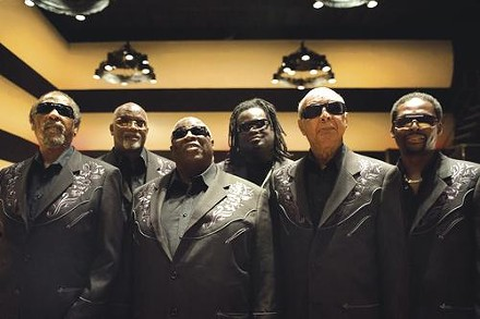 Blind Boys of Alabama, June 3 - COURTESY OF ERIKA GOLDRING