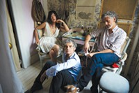 Blonde Redhead plays Mr. Small's Theater November 1