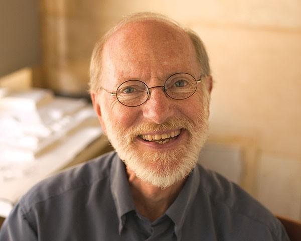 Bob Berkebile at Phipps Conservatory