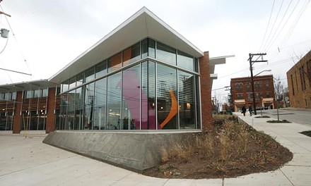 Booked: the Carnegie Library's new Hill District branch.