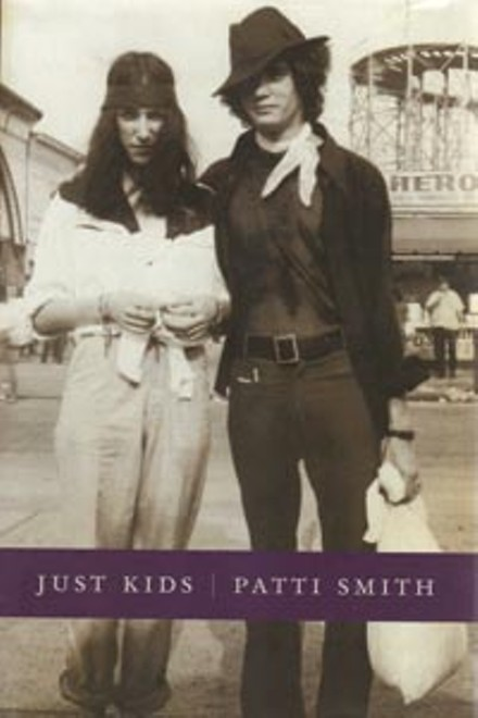 Books and music: A still from Steven Sebring's 2008 documentary, Patti Smith: Dream of Life