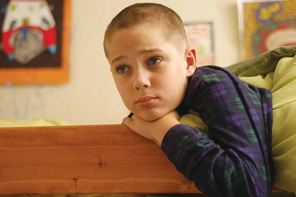 Boyhood, Aug. 1