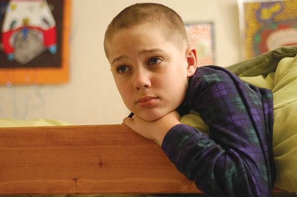 Boyhood film, childhood over 12 years