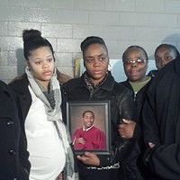 Family of 19-year-old shot by police ask for compassion
