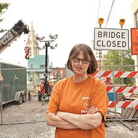 Bridge Toll: Business owners taking a hit during intrusive, but necessary, South Highland Bridge project