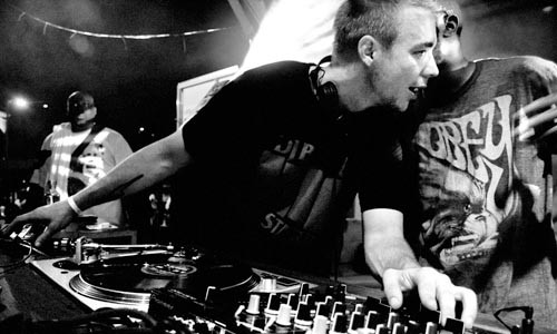 Bringing the party home: Diplo