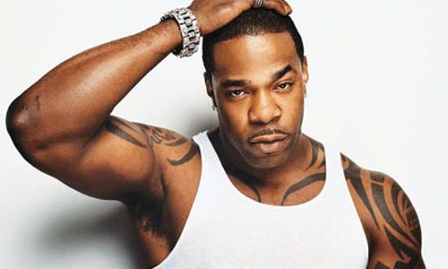 Busta Rhymes, May 28