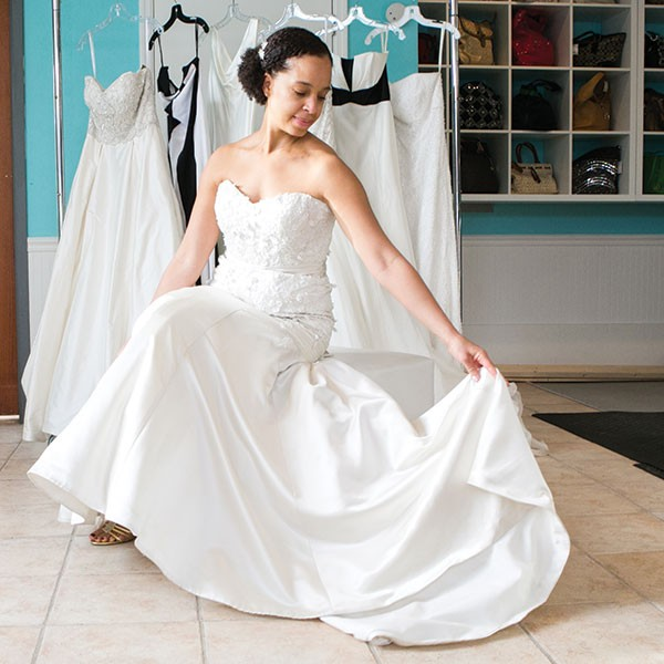 Buying a wedding dress doesn\'t have to break the budget | Features ...