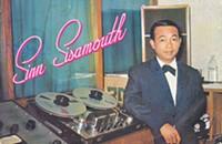 Cambodian crooner Sinn Sisamouth