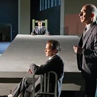 Quantum Theatre's <i>All the Names</i>