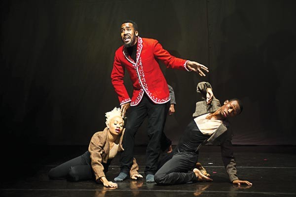 Camille A. Brown & Dancers in Mr. TOL E. RAncE.