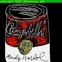 Early Warhol Computer Art Recovered … on Floppy Disk