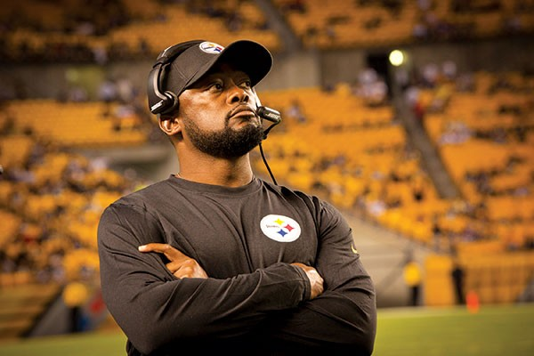 Can coach Mike Tomlin bring success