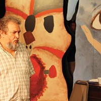 Caravan Theatre tackles a play about madman science-fiction author Philip K. Dick.