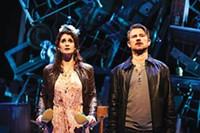 Carey Van Driest and Randy Redd in Midsummer at City Theatre - PHOTO COURTESY OF KRISTI JAN HOOVE