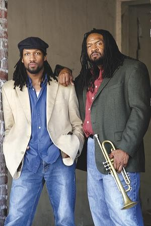 Carlton Turner (left) and Maurice Turner of M.U.G.A.B.E.E.