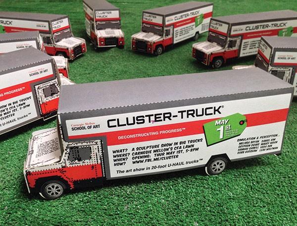 Carnegie Mellon Cluster Truck