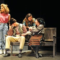 Carnegie Mellon Drama's <i>Mad Forest</i>