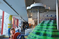 Carnegie Science Center, H2Oh