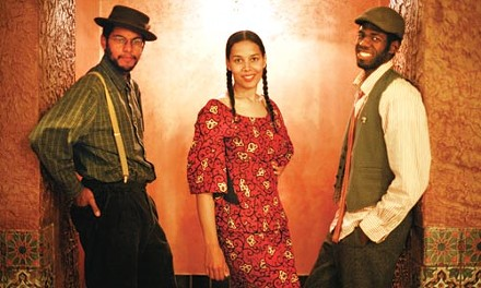Carolina Chocolate Drops - JULIE ROBERTS