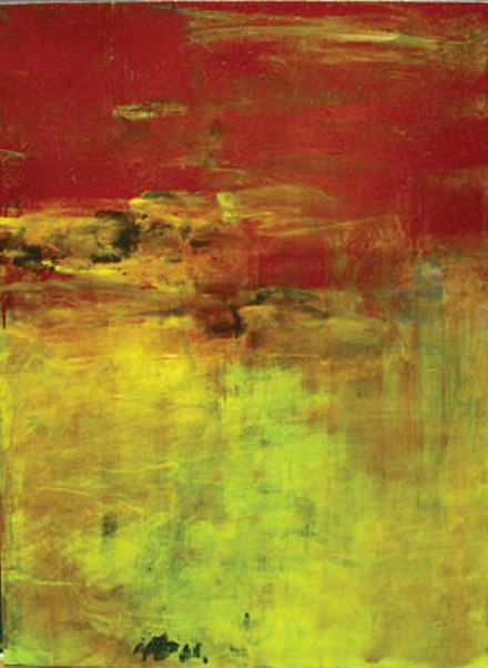 Carolyn Wenning's 'Deep Red Bells'