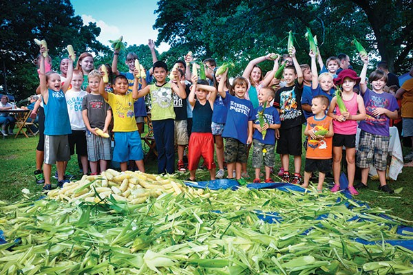 Carrick Cornfest, Aug. 22 - PHOTO COURTESY OF CITIPARKS