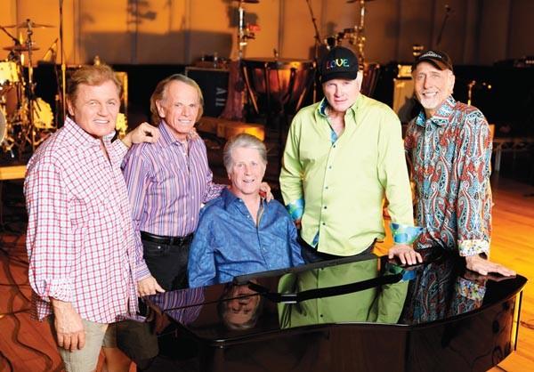Catch a wave of nostalgia: The Beach Boys