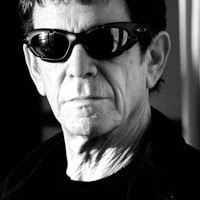Lou Reed takes a walk on the mild side