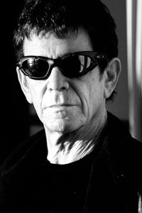 Centered: Lou Reed