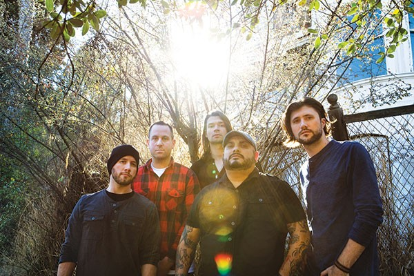 Changing with the times, but only sort of: Taking Back Sunday